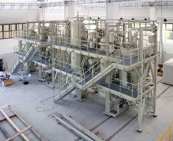 consulenza specializzata verniciatura industriale e controllori nace