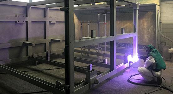 Area metallizzazione Frigerio Giancarlo srl